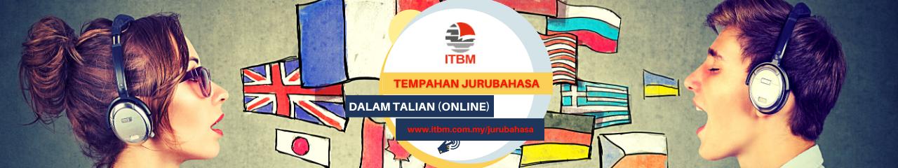Tempahan Jurubahasa dalam Talian (online)